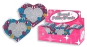 NOTEPAD,Spiral Jewel Hearts Asst.CDU (Was 1.49)