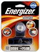 HEAD TORCH,Energizer Singe Spot I/cd,Clip Srip