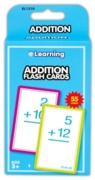 LEARNING FLASH CARDS, Addition