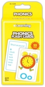 LEARNING FLASH CARDS, Phonics