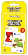 LEARNING FLASH CARDS, Nouns & Verbs
