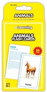 LEARNING FLASH CARDS, Animals