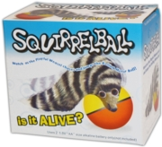 SQUIRRELBALL,Rolling Motor Ball,80mm (Was 3.99)