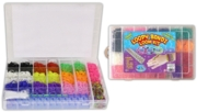 LOOPY LOOM BANDZ KIT,2500 Bands In Box (Was 7.99)