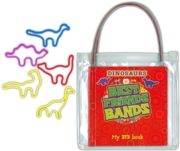 BEST FRIENDS BANDZ/BOOK, Dinosaurs (Was 4.99)