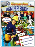 COLOURING/ACTIVTY BOOK Fireman Sam Bumper Book