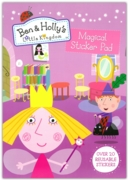 MAGICAL STICKER PAD,Ben & Holly