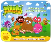 ACTIVITY PLACEMAT, Moshi Monsters( 3.99)