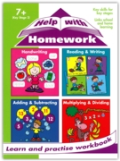 ACTIVITY BOOK,Help with Homework (Age 7+)