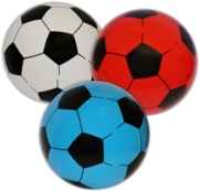 FOOTBALL,Light Weight 78gm 8.5in. Asst.Cols (Net)
