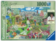JIGSAW,1000pc.Gardening World Spring (Ravensburger)