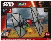 REVELL Easykit Model,Special Forces TIE Fighter 1:35
