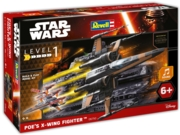 "REVELL Build & Play Model, ""Poe's X-wing Fighter"" 1:78"