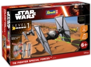 "REVELL Build & Play Model, ""TIE Fighter"" 1:51"
