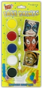 FACE PAINTS,Make Up 5's I/cd