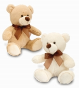 BEAR,Finlay 30cm 2 Asst. Cream & Brown (Keel)