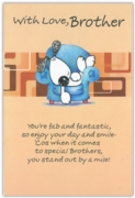 GREETING CARDS,Brother 12's Animals