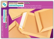 BOARD-BACKED ENVELOPES, 9x6.4  (C5)