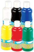 PAINT,Ready Mix 6 Assorted 250ml CDU