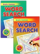 ACTIVITY BOOK,Word Search A5 4 Asst.