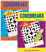 ACTIVITY BOOK,Codebreaks 4 Asst.