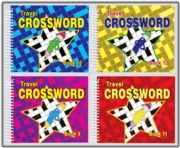 ACTIVITY BOOK,Crossword Travel 4 Asst.
