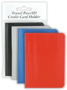 TRAVEL PASS/ID HOLDER,Asst. H/pk