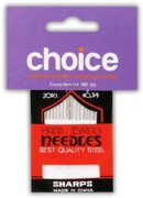 SEWING NEEDLES,Asst.Sizes I/cd