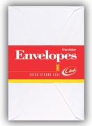 CLUB ENVELOPES,No.2 White 16's