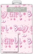 GIFT WRAP PACKETS,Baby Girl H/pk