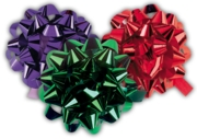 BOW,32 Loop Metallic Bright Cols