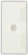 3 CANDLESTICKS ENVELOPES, No.3 White 20's