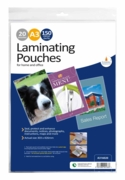 LAMINATOR POUCH,A3 25's 426x303mm (150 microns)