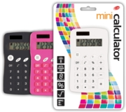 CALCULATOR,Mini I/cd (Club)