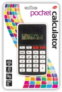 CALCULATOR,Pocket Dual Power I/cd