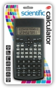 CALCULATOR,Scientific+Case I/cd                     CB555