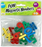 FUN RANGE,Magnetic Numbers Asst.H/pk (Was 1.75)
