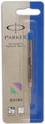 BALL PEN REFILLS,Blue Broad I/cd (Parker)