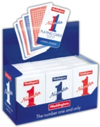 PLAYING CARDS,Waddingtons No.1 CDU (Carton Price,12 x12pc)