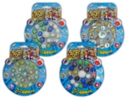 MARBLES,21+1 Schools Out 4 Asst.Design/Colour I/cd