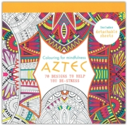 ADULT COLOURING,Aztec ( 7.99)