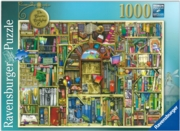 JIGSAW,1000pc.Bizarre Bookshop 2,Colin Thompson Ravensburger