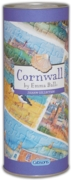 JIGSAW,250pc.Cornwall in Gift Tube Gibsons (Was 11.99)
