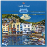 JIGSAW,1000pc.Boat Float (Dartmouth) (£15.99)