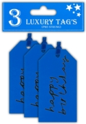 GIFT TAGS,Male Script 3's