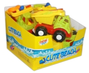BEACH TRUCK,Sand Set  Netted Cute Beach CDU