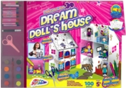 DOLL'S HOUSE,Make Your Own ,100pcs ( 2.99)