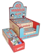 MARBLES,40's Asst.in Retro Box CDU