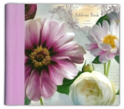 ADDRESS BOOK,Soft Petals