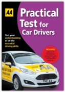 DRIVING TEST PRACTICAL For Car Drivers,A5 Book,AA
